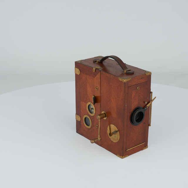 Kamera filmovacia D.W.G. (Filmette, 35 mm film)