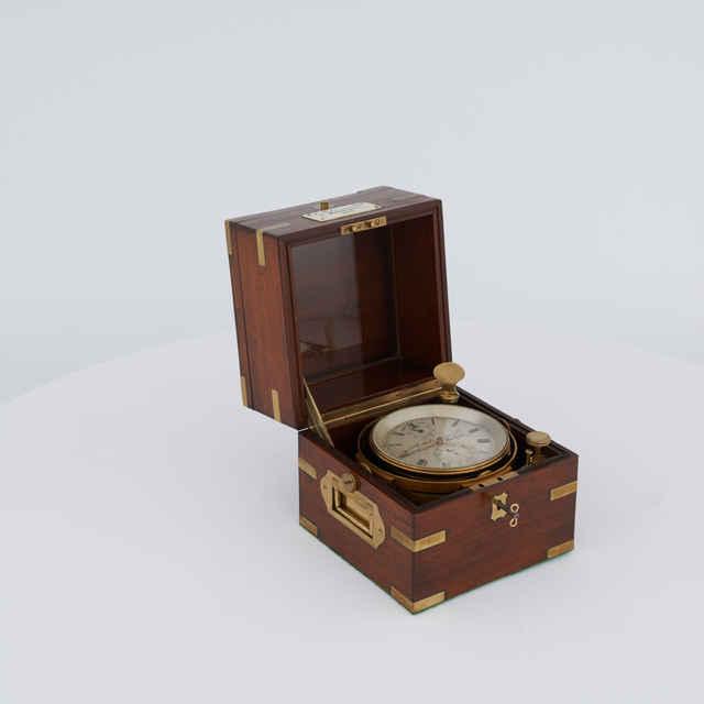 Chronometer lodný A.Johannsen