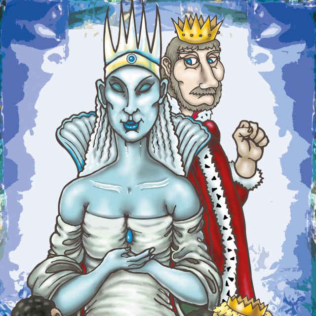 Zlatica Rusová - Kráľovná vody - Gáborová Kroková, Jana