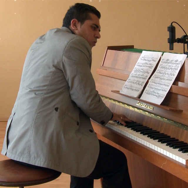 "Alexander Berki - Etuda č.12 cmoll, ""Oceán"" Opus č.25 (Fryderyk Chopin) (1836) - Chopin, Fryderyk"