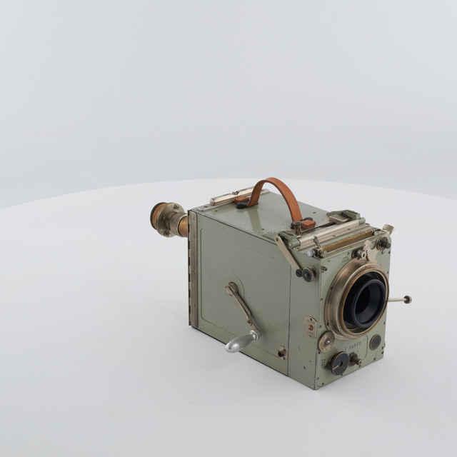 Kamera filmovacia DEBRIE Le PARVO Model L
