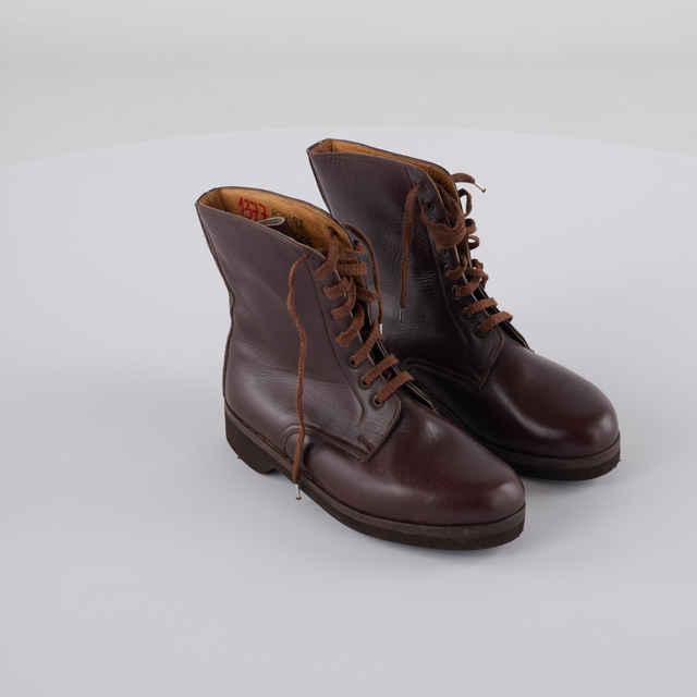 Topánky 73, kožené hnedé