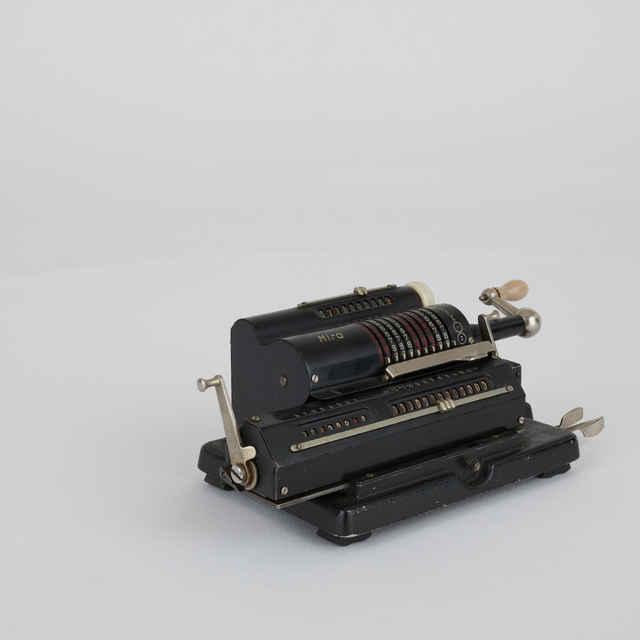 Počítací stroj MIRA