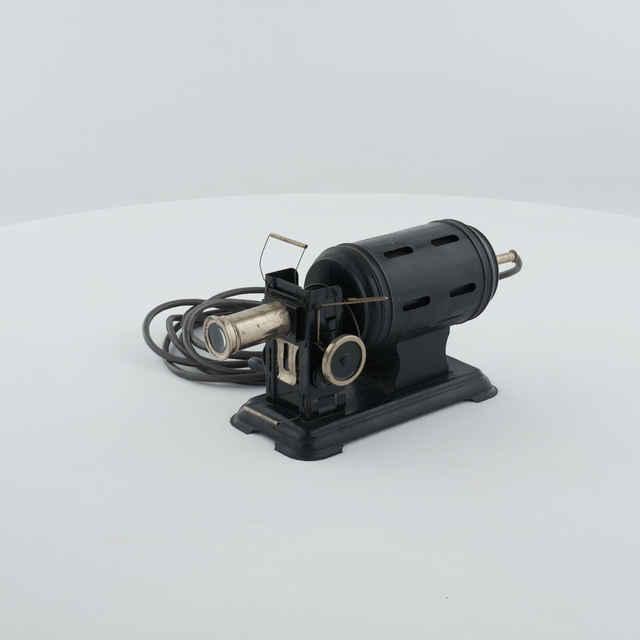 Projektor 35mm film, výrobca K. Fischl