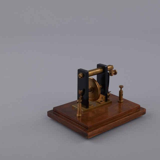 Detektor - model