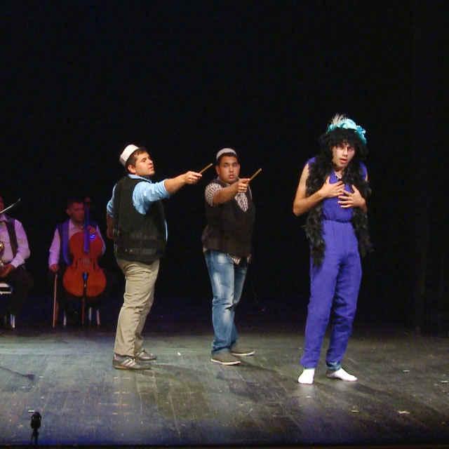 DIK - Divadlo inšpirované Kristom - Júlia - Godlová, Erika