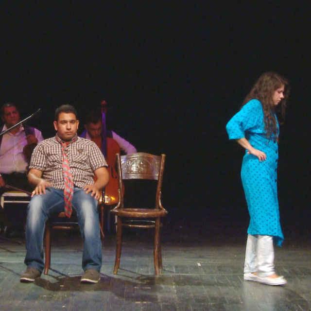 DIK - Divadlo inšpirované Kristom - Láska ako pes - Godlová, Erika