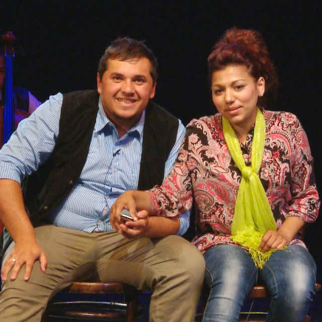 DIK - Divadlo inšpirované Kristom - Televízor - Godlová, Erika