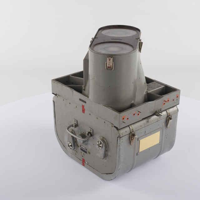 Prístroj fotografický letecký AŠČAFA-5M