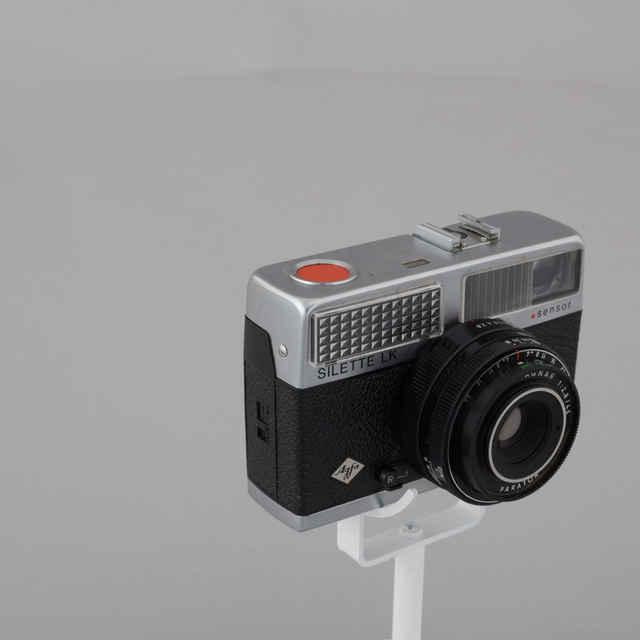 Prístroj fotografický Agfa Silette LK senzor