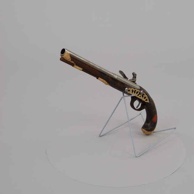 Pištoľ kresadlová