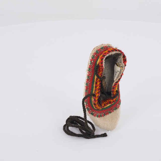 Papuče súkenné