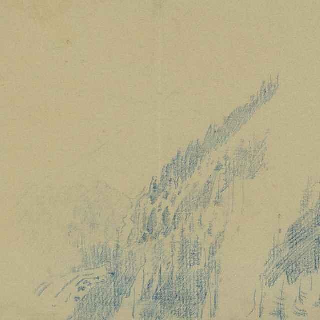 Štúdia lesa - Katona, Ferdinand