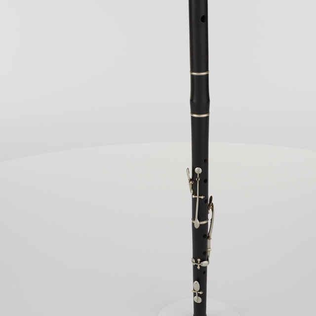 flauta priečna, Stowasser, János senior, Budapešť
