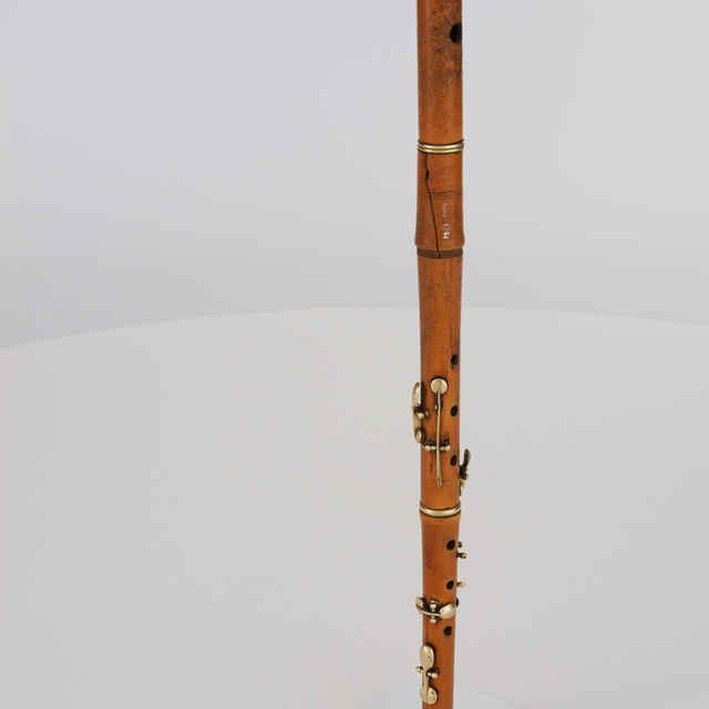 flauta priečna; nezistený výrobca, Európa - neznámy (osobné meno)