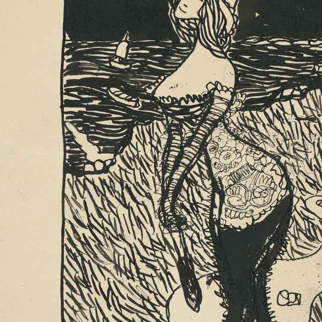 Karikatúra dámskej módy - Kövári-Kačmarik, Konštantín