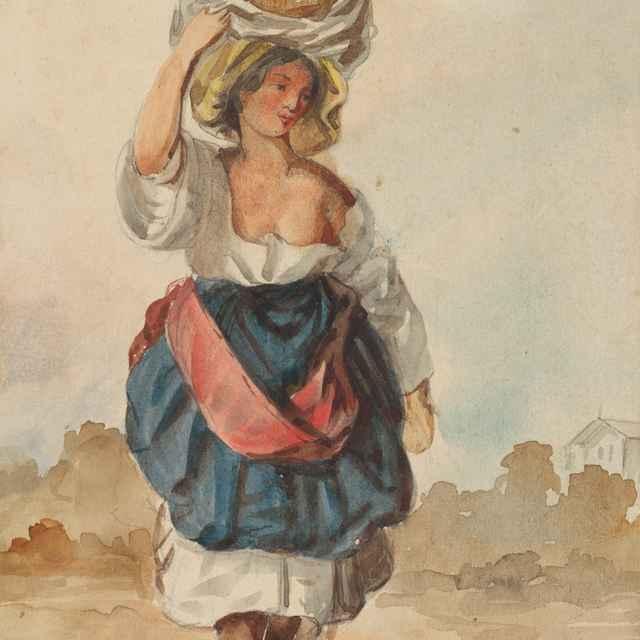 Žena z Talianska - Klimkovič, Vojtech