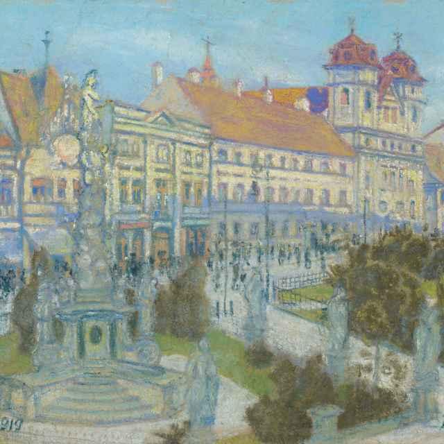 Na hlavnej ulici v Košiciach - Bauer, Konštantín