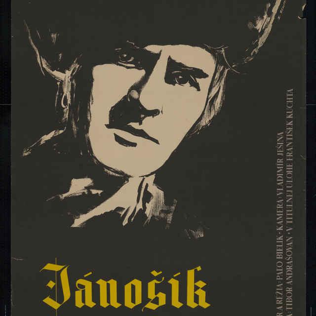 Plagát - Jánošík