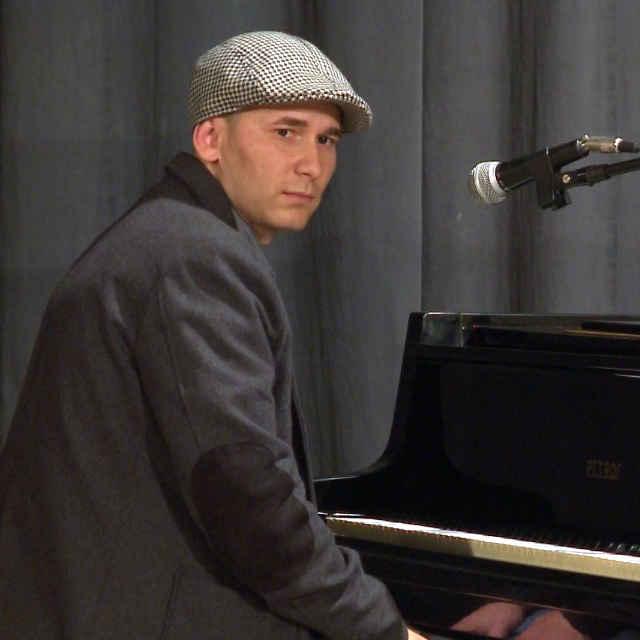Miroslav Rác- Prelúdium C Dur in Jazz - Paľová, Jana