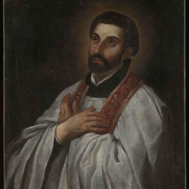 Svätý František Xaverský - Tovar Luis Bonifacio