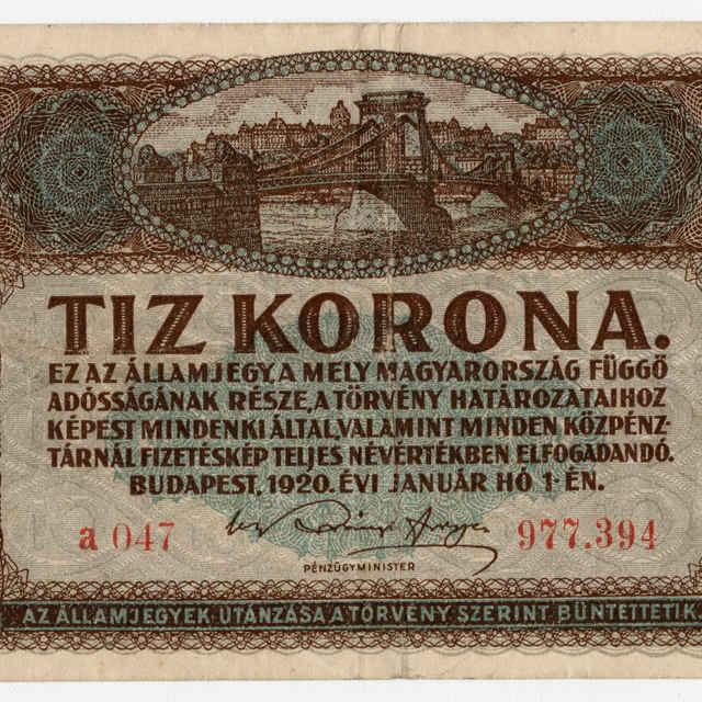 Štátovka 10 korona (krajina)