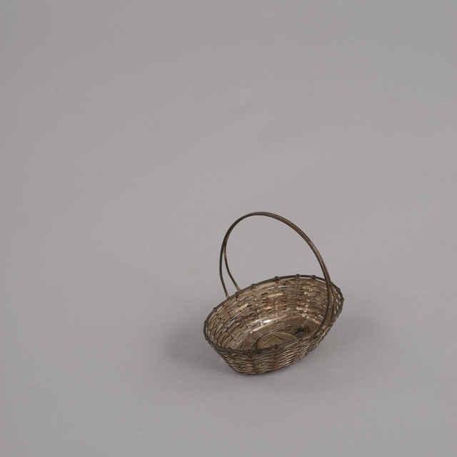 Košíček ozdobný . drôt