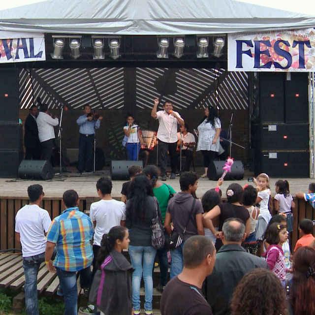 Balvalfest (Festival vetra) - Godlová, Erika