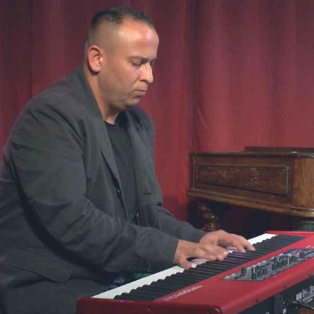 Projekt Živá kniha: Rómska hudba na Slovensku s Eugenom Vizvárym - Gáborová Kroková, Jana