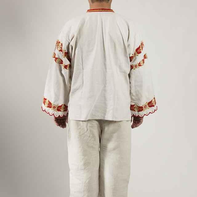 Mužský pracovný odev z Cífera 001-02