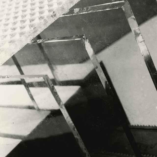 Kompozícia so sklenenými tabuľami - Dohnány, Miloš