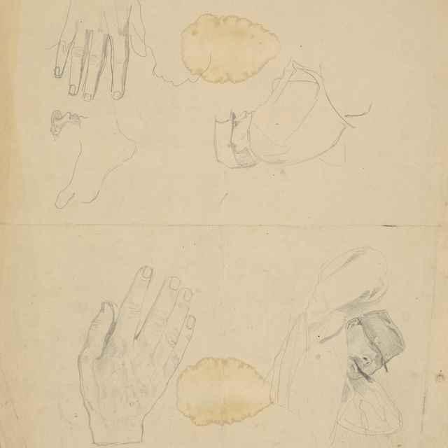 Figurálne štúdie 157. - Mednyánszky, Ladislav