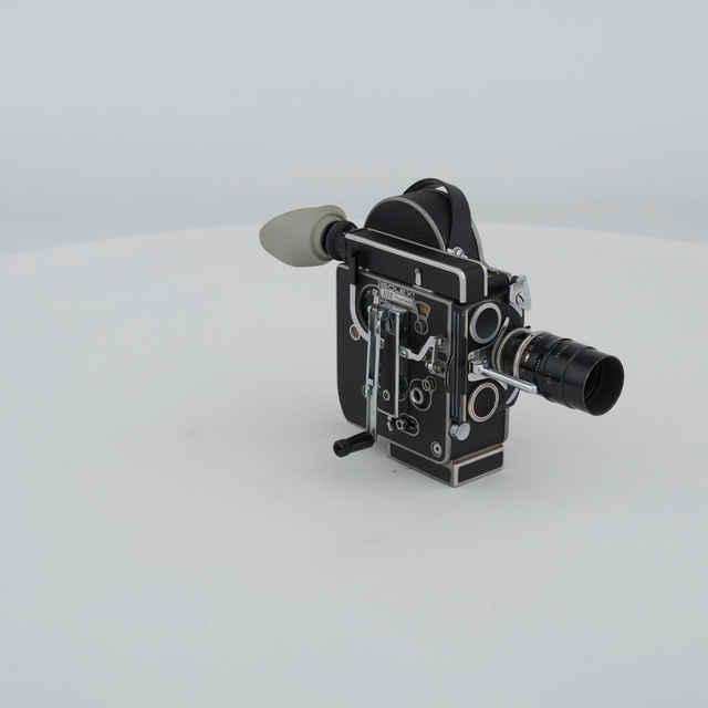Kamera filmovacia BOLEX H-16 - Reflex (16mm)