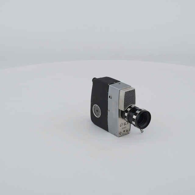 Kamera filmovacia A EL 8