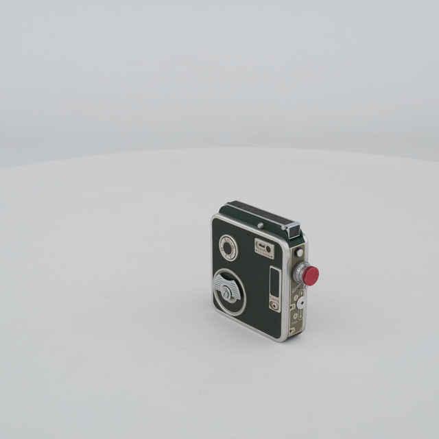 Kamera filmovacia ADMIRA 8 D