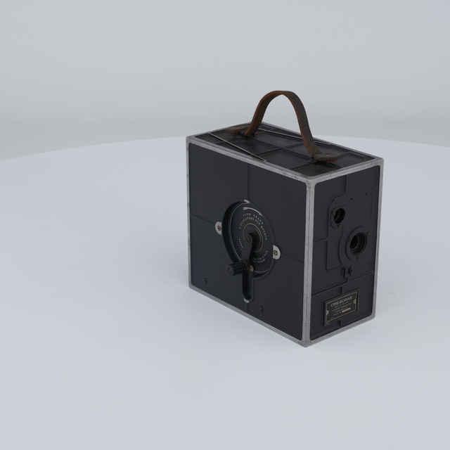 Kamera filmovacia CINE KODAK (16mm) U.S.A.