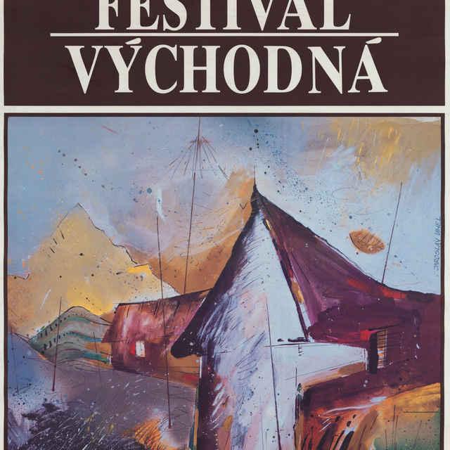 Folklórny festival Východná 1992