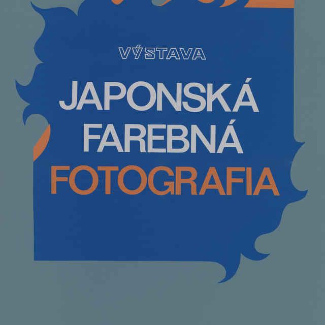 Japonská farebná fotografia