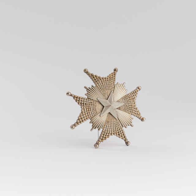 Rad Severnej hviezdy - hviezda veľkokríža I. triedy