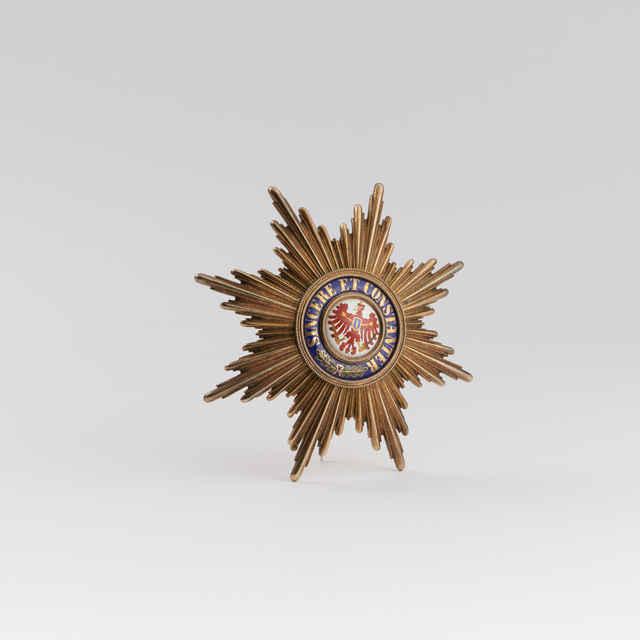 Rád-Veľký kríž Červeného orla - hviezda