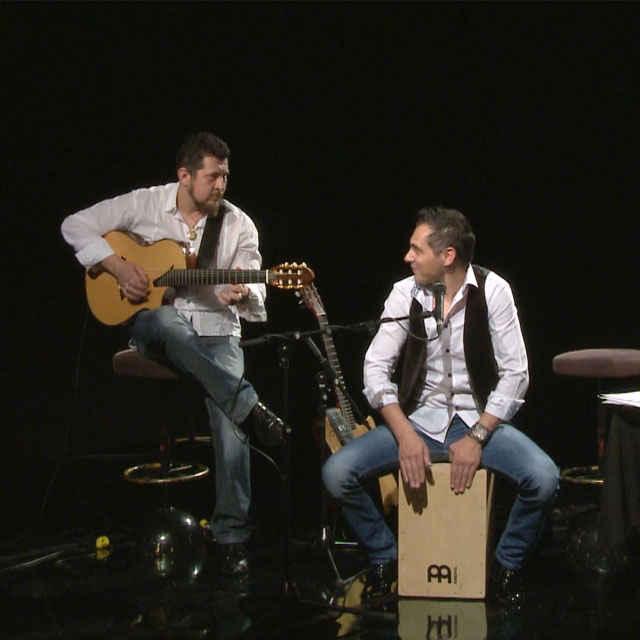 Duo Farsa, Marco Pillo - Noc v Ankare - Paľová, Jana