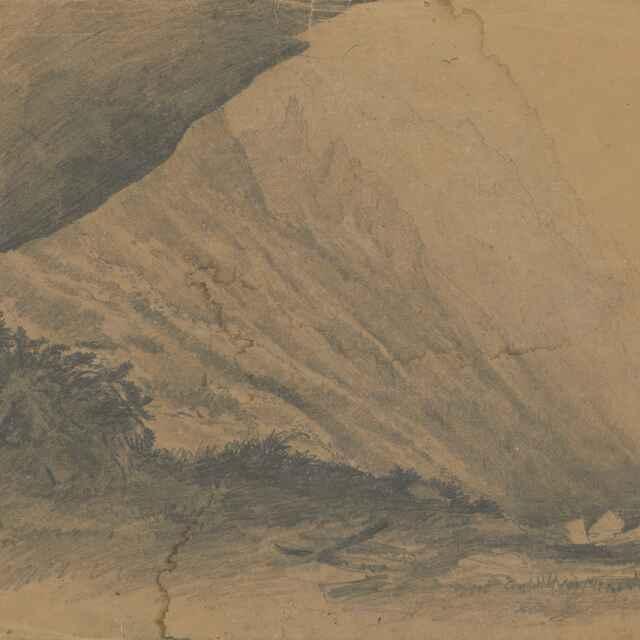 Pod skalou - Mednyánszky, Ladislav