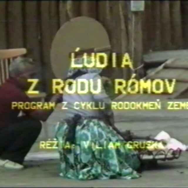 Folklórny festival Východná 1986 IV.