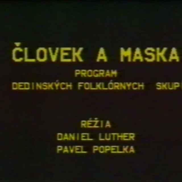 Folklórny festival Východná 1986 I. - Vanko, Ján