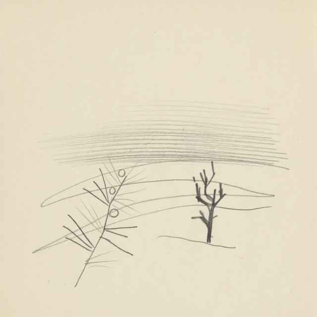 Štúdie stromov - Galanda, Mikuláš