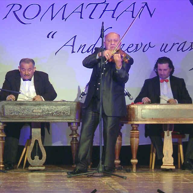 Romathan - Orfeus v podsvetí - Gáborová Kroková, Jana