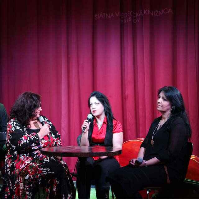 Projekt Ž̌ivá kniha - Ženy ženám - Madžová, Dominika