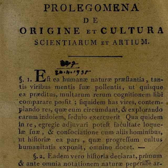 [Encyclopaedia Philologiae Graecorum ac Romanorum. In usum studiose literarum juventutis] - Stanislaides, Daniel