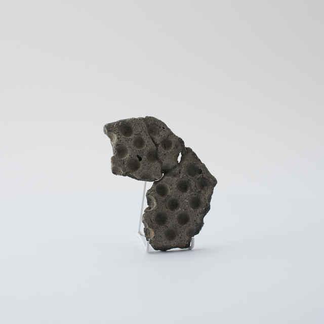 Platnička mincová dávkovacia hlinená, fragment