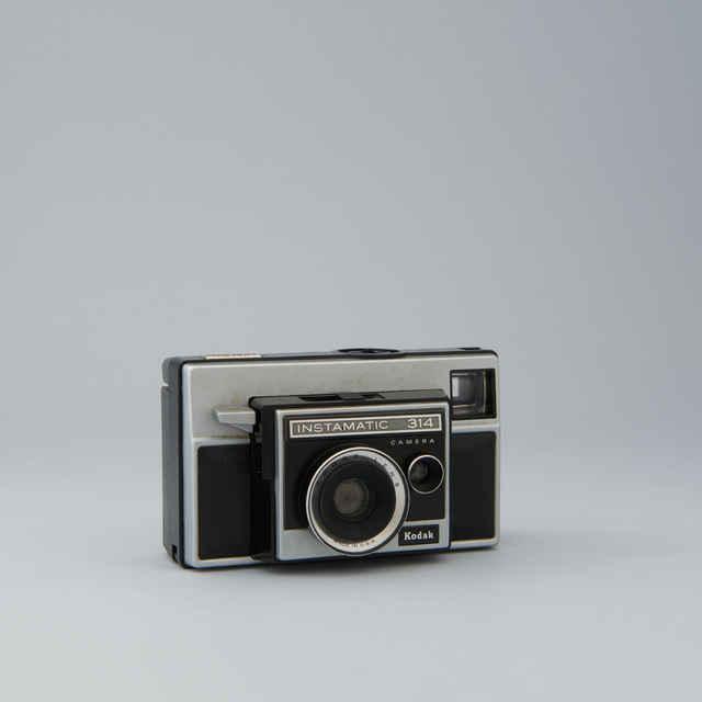 Prístroj fotografický INSTAMATIC Camera 314